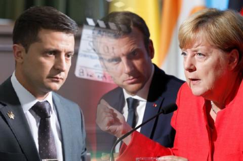 СМИ: Ультиматум Европы Киеву — выполняйте Минск, или мы снимаем санкции