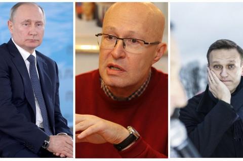 Соловей: Путин сам выбрал Германию для госпитализации Навального из Омска
