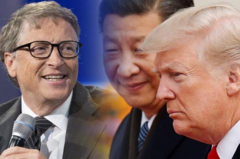 Билл Гейтс, США и Китай участвовали в создании коронавируса — эксперт