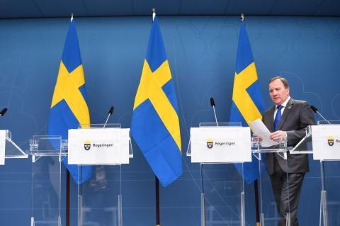 Швеция отказалась от карантина и ошиблась