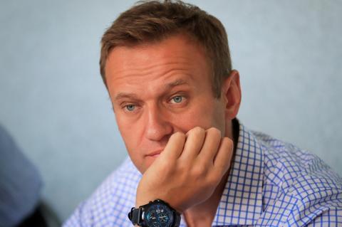 Навального арестуют