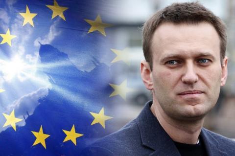 Алексей Навальный, ЕС