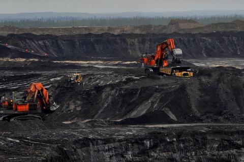 Добыча нефти из нефтеносного песка