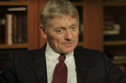 В Кремле назвали Украину политическим проектом западных стран