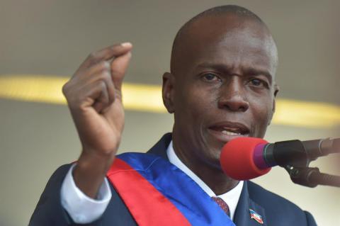 Полиция Гаити задержала 11 подозреваемых в убийстве президента в представительстве Тайваня