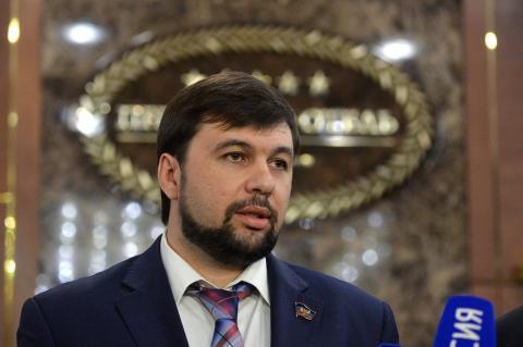 Глава ДНР приказал уничтожить украинские сооружения у линии разграниче