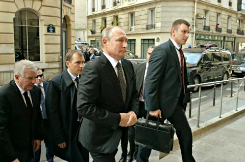 Мировые лидеры поздравляют Путина с Днем России