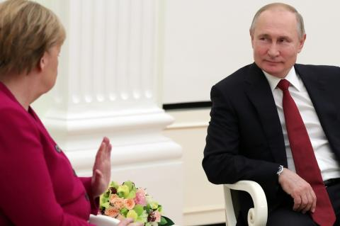 В ФРГ заявили об усталости России от «вечных упреков» Запада