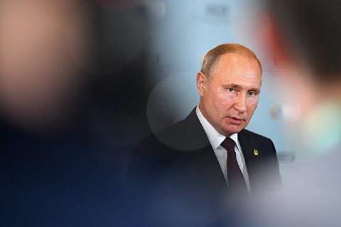 """В Польше объяснили слова Путина об """"антисемитской свинье"""""""