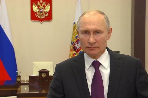 Путин отказался поздравлять с Новым годом лидеров пяти стран
