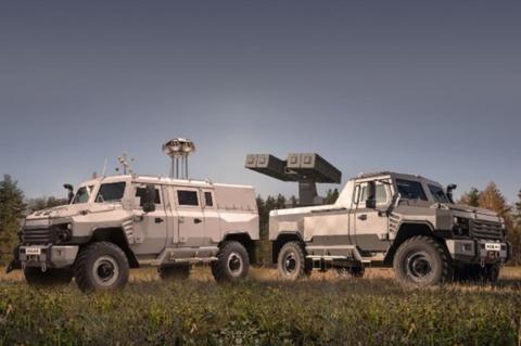 Наземный комплекс ПВО