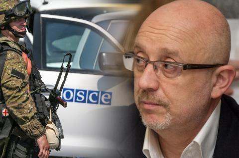 Миротворцы ОБСЕ, Алексей Резников