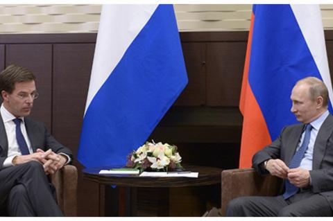 Голландия и Россия