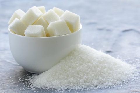 Кусковой сахар и сахарный песок