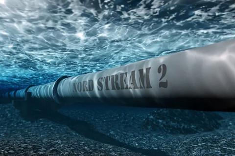 газопровод Северный поток-2