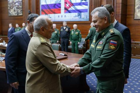 Кедми: США опасаются восстановления военной базы РФ на Кубе
