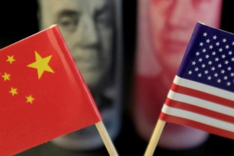 Символика США и КНР