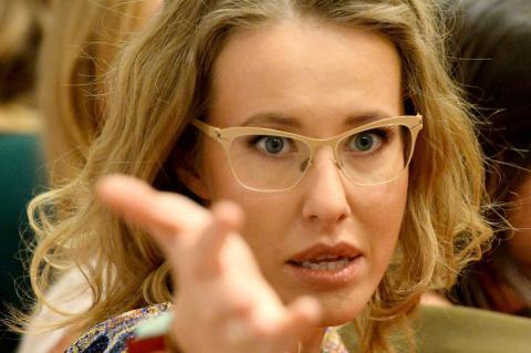 Audi разрывает договор о сотрудничестве с Ксенией Собчак из-за ее высказываний о протестах в США