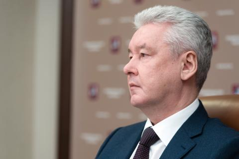 Собянин: Москва побила рекорды по числу госпитализированных и умерших от COVID-19