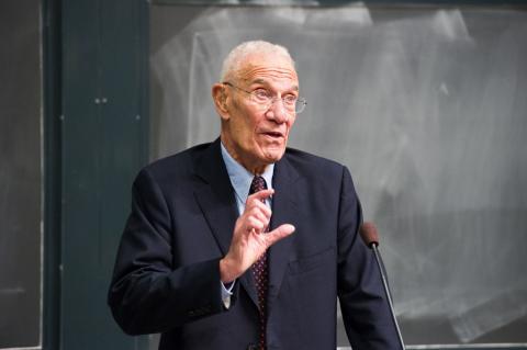 Роберт Солоу, лауреат нобелевской премии по экономике