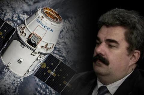 В России предупредили о «силовом поражении» спутников SpaceX