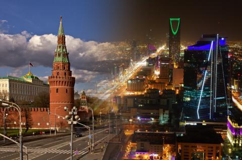 Москва и Эр-Рияд