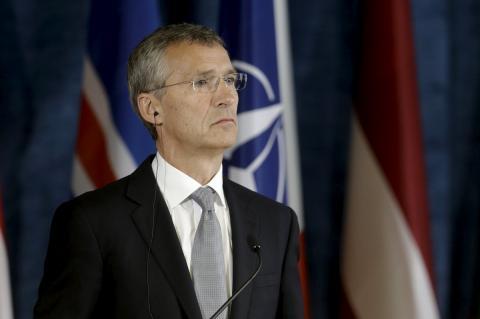 Столтенберг впервые объявил о единой позиции НАТО в отношении Китая
