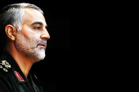 Генерал Касем Сулеймани