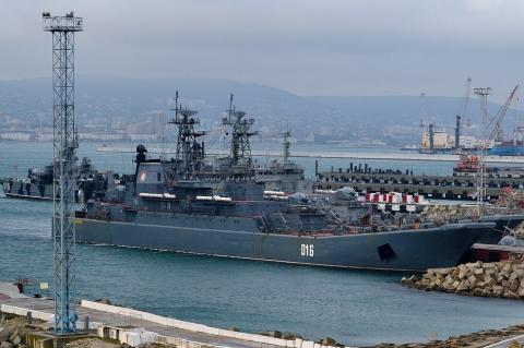 Россия потратит $500 млн на модернизацию порта в Сирии