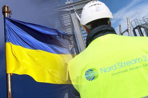 Украина против Северного потока -2