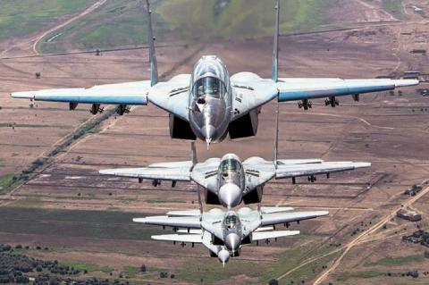 В Италии удивлены реакцией НАТО на жесткие маневры ВКС России над Черным морем