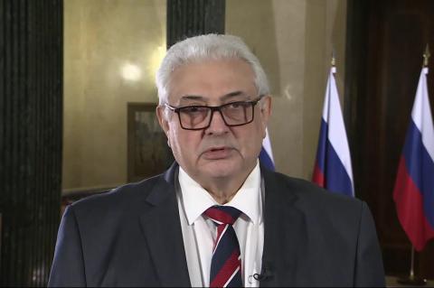 посол РФ в Германии Сергей Нечаев