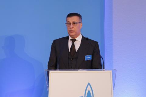 Фамил Садыгов Газпром