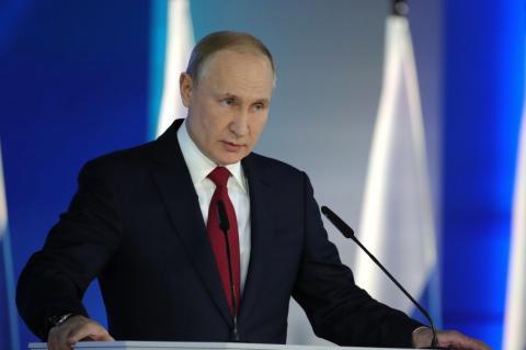 Путин лично разъяснит поправки в Конституцию и обратится к россиянам
