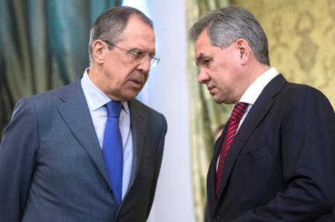 Лавров и Шойгу отправятся на переговоры в Турцию