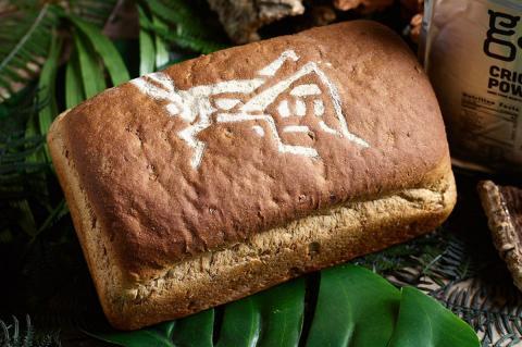 Хлеб из сверчков