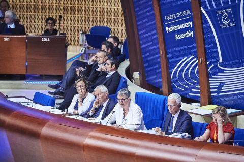 Совет Европы решил проверить поправки в Конституцию России