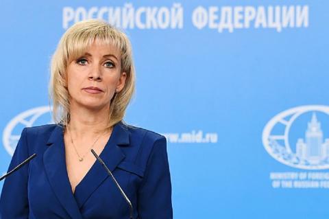 """Захарова пообещала""""интересный ответ"""" Эстонии на притеснение российских журналистов"""