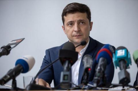 Зеленский: Украину не должны вовлекать во внутреннюю политику США
