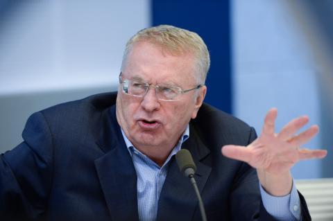 Жириновский рассказал, как надо ответить на новые санкции против России
