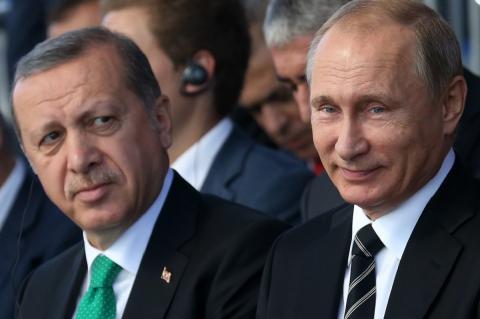 Швейцарские СМИ: Путин нашел «ахиллесову пяту» Эрдогана