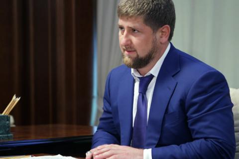 """""""Долю биткоина"""" купит Кадыров"""