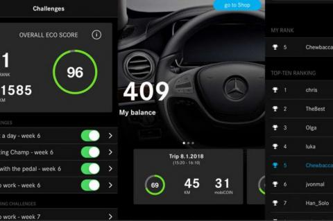 Производитель Mercedes выпустил собственную цифровую валюту