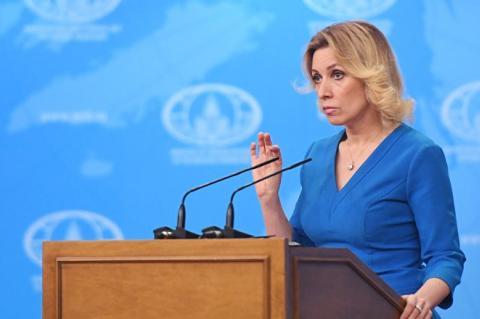Над Сирией опять сгущаются тучи — Мария Захарова