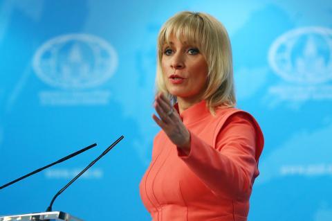Мария Захарова прокомментировала итоги заседания Россия - НАТО