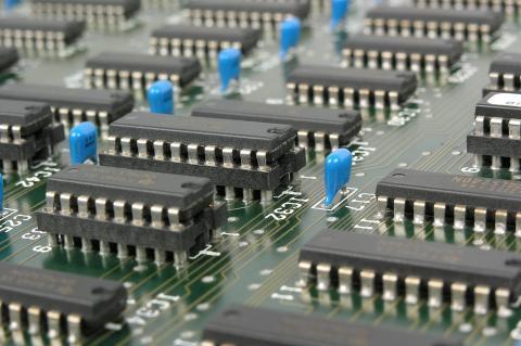 Samsung разрабатывает оборудование для криптовалюты