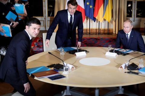 Песков заявил о попытке Киева изменить согласованный документ нормандского саммита