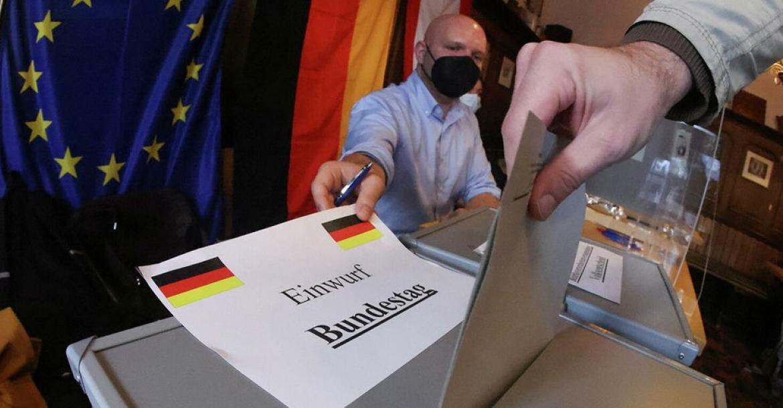 Итоги выборов в Германии