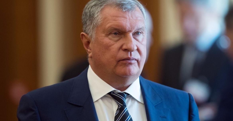 Роснефть, Игорь Сечин