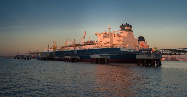 В ФРГ будут строить плавучую СПГ-установку